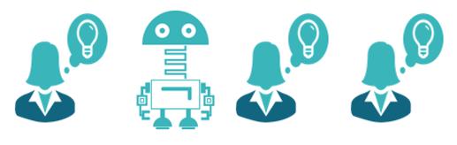 Palkeissa ohjelmistorobotit ovat jo tuttuja työkavereita.